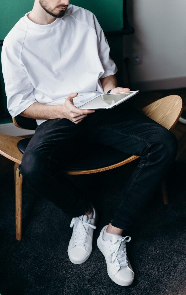 wit shirt laten bedrukken